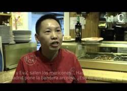 Enlace a El chino más facha de España, fan de Franco