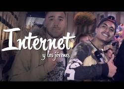 Enlace a Esto opinan algunos jóvenes de España sobre el uso de internet