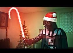 Enlace a Así sería la Navidad con Darth Vader