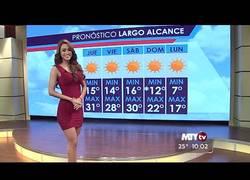 Enlace a Televisa ha disparado su audiencia con su presentadora del tiempo. Pasa y descubre el motivo...