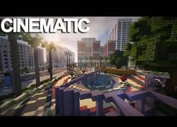 Enlace a ¡Vaya curro! Recrean Los Santos de GTA V en Minecraft