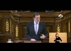 Enlace a El lapsus más sincero de Rajoy: