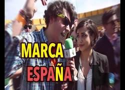 Enlace a Así son los jóvenes...: Marca España