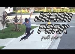 Enlace a Jason Park's Cambiando la forma de andar en skate