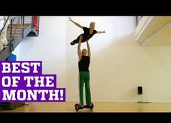 Enlace a Lo más increíble de este mes de Abril