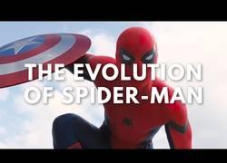 Enlace a La evolución de Spiderman a través de la historia