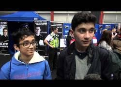 Enlace a ¿Hablan español los jóvenes gibraltareños? (entrevista inglesa)