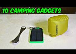 Enlace a Poniendo a prueba 10 gadgets para tu escapada de fin de semana a un camping