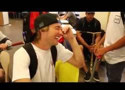 Enlace a Haciendo un MC Flip en un restaurante de comida rápida