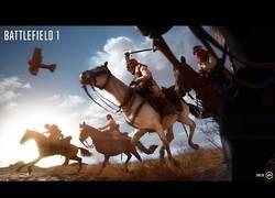 Enlace a Este es el impresionante nuevo tráiler de Battlefield 1