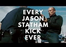 Enlace a TODAS las patadas que ha dado Jason Statham