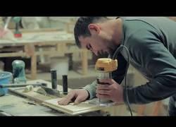 Enlace a La creación de la capa más sutil de la madera