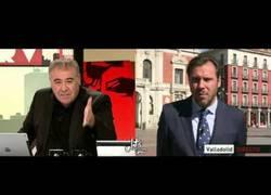 Enlace a El alcalde de Valladolid (PSOE) habla sobre la abstención del PSOE