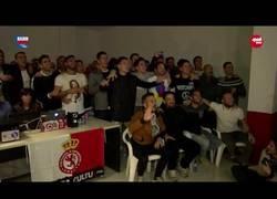 Enlace a La alegria del Cultural Leona al saber que juegan contra el Real Madrid