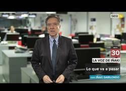 Enlace a Iñaki Gabilondo predijo lo que iba a pasar en España ya en Mayo