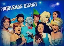 Enlace a Los personajes de Disney también tienen sus problemas