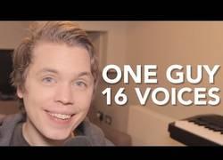 Enlace a Un chico... 16 IMPRESIONANTES voces de cantantes que conocerás