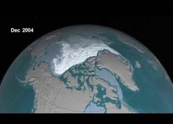 Enlace a Esto te hará reflexionar mucho viendo como está cambiando el Ártico con el paso de los años
