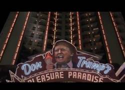 Enlace a Marty McFly se entera que Trump es presidente