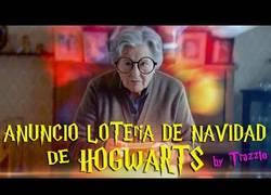 Enlace a Parodia del anuncio de la Lotería de Navidad || La carta de Hogwarts ||