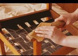 Enlace a Muy bonita tecnología de fabricación de sillas