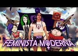 Enlace a Zorman y su opinión de las Feministas con el que se ha liado mucho en internet
