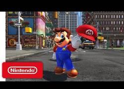 Enlace a Nintendo nos sorprende con este nuevo Super Mario Odyssey para Nintendo Switch