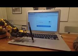 Enlace a El robot que resuelve los captchas