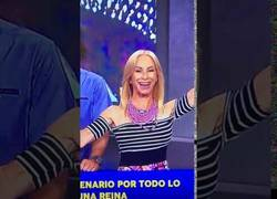 Enlace a El embarazoso momento en el que a una presentadora se le cae un diente en directo