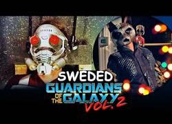 Enlace a Un adelanto de Guardians of the Galaxy Vol. 2, con presupuesto 0
