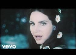 Enlace a Lana del Rey y la ciencia ficción en su nuevo video. IMPRESIONANTE