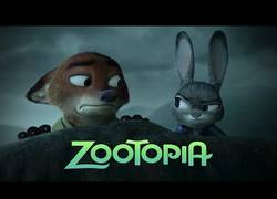 Enlace a Crean el tráiler de Zootopia como si fuera un thriller criminal