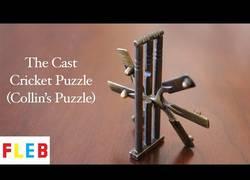 Enlace a Un puzzle que parece fácil de descifrar pero tienes que pensar mucho