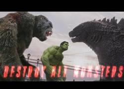 Enlace a Fan crea un tráiler de King Kon vs Godzilla vs Los Vengadores y el resultado es épico