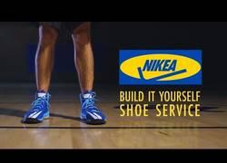 Enlace a NIKEA: Las zapatillas deportivas si IKEA hiciese calzados