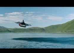 Enlace a El nuevo vehículo volador, financiado por Larry Page de Google