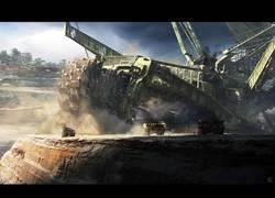 Enlace a Bagger 293, el vehículo más grande del planeta (106m de alto y 240 largo y 22.190 caballos)