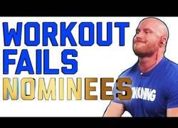 Enlace a Los candidatos a mejores fails en el gimnasio