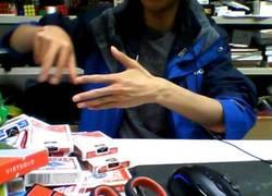 Enlace a Lleva el truco de los dedos a otro nivel muy superior