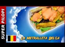 Enlace a Cocinando la metralleta belga,