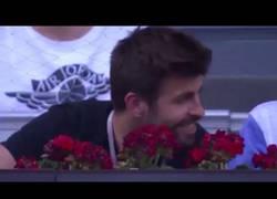 Enlace a Silban e insultan a Gerard Piqué en Mutua Madrid Open