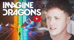 Enlace a Hace un cover de Believer de Imagine Dragons con objetos de la cocina