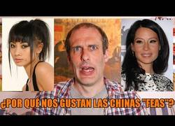 Enlace a ¿Los occidentales nos fijamos en las chinas feas?