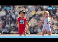 Enlace a Si los niños participaran en los Juegos Olímpicos