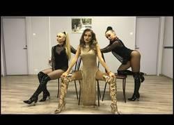 Enlace a La bailarina que está dejando boquiabierto a todo el Mundo con su twerking