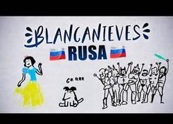 Enlace a La Blancanieves rusa gana mucho mejor que la original