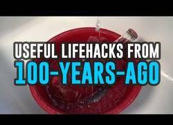 Enlace a Poniendo a prueba unos interesantes Life Hacks de hace 100 años