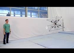 Enlace a Avances en drones: ya pueden atrapar pelotas al vuelo calculado en tiempo real