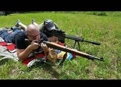 Enlace a Un tutorial básico de lo que no hay que hacer al disparar un rifle