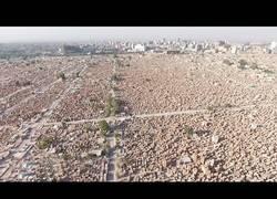 Enlace a Cementerio con mas de 5millones de enterrados en Najaf, Irak